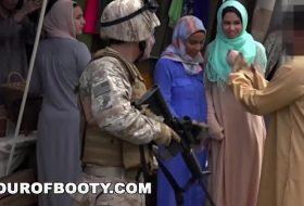 Sclave futute de soldati